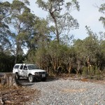 Bushfire Hazard Management Assessment for site in Cradle Mountain, Tasmania 2012