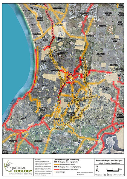 Fauna Linkages and Crossing Structure Design for Frankston City Council, Victoria 2011-2012